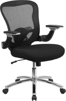 """Flash Furniture GOWY872GG 26.5"""" Adjustable Contemporary Office Chair"""