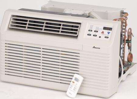 Amana PBH113G35CB PTAC Air Conditioner 400 sq. ft. Cooling Area,