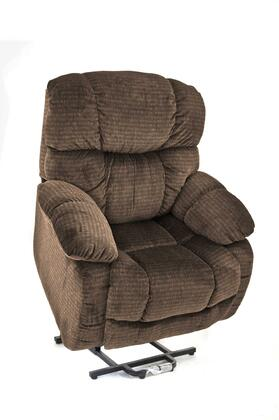 MedLift 5900CAH Contemporary Wood Frame  Recliners