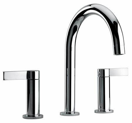 Jewel Faucets 14214XX Two Lever Handle Widespread Lavatory Faucet With Classic Spout