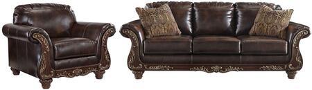 Signature Design by Ashley 67402SC Vanceton Living Room Sets