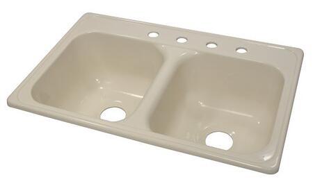 Lyons DKS09LXTB4 Kitchen Sink