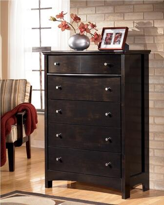 Signature Design by Ashley B20846 Harmony Series Wood Chest