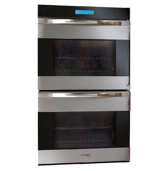 """Dacor MOH227S 30"""" Double Wall Oven"""