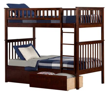Atlantic Furniture AB56144  Bunk Bed