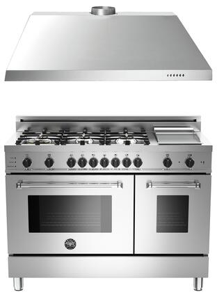 Bertazzoni 663881 Master Kitchen Appliance Packages