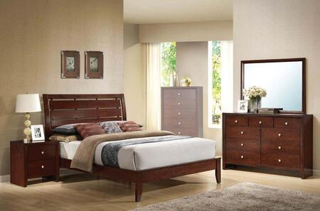 Acme Furniture 20397EK4PCSET Ilana King Bedroom Sets