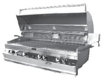 FireMagic E1060I2E1PW Built In Liquid Propane Grill