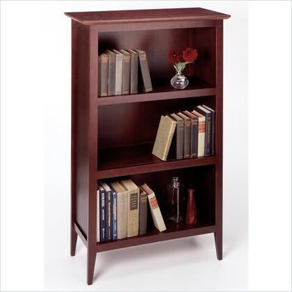 Winsome 92348  3 Shelves Bookcase