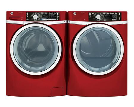 GE GHWS3605FRRPAIR2 Washer and Dryer Combos