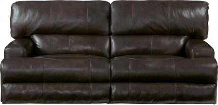 Catnapper 64581128309308309 Wembley Series  Leather Sofa