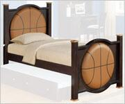 Acme Furniture 11960F All Star Series  Full Size Panel Bed