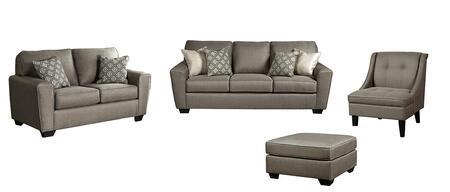 Milo Italia MI8018SLAC08CASH Baylee Living Room Sets