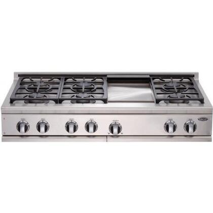 DCS CP486GDSSL  Gas Sealed Burner Style Cooktop