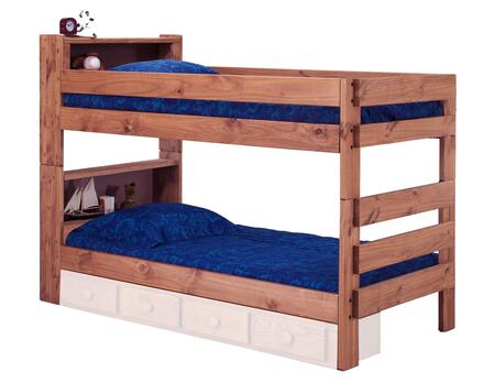 Chelsea Home Furniture 312004415  Twin Size Bunk Bed