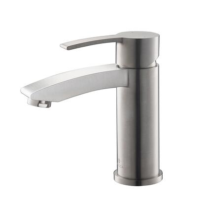 Fresca FFT3111 Livenza Single Hole Mount Bathroom Vanity Faucet