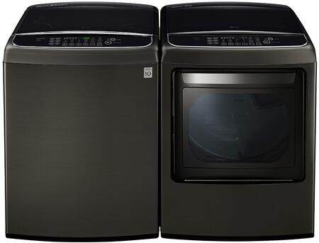 LG 754191 Washer and Dryer Combos