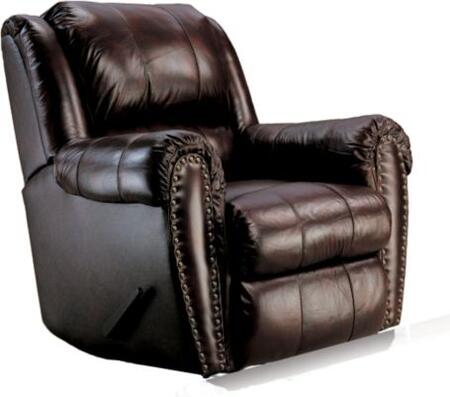Lane Furniture 2149527542740 Summerlin Series Transitional Leather Wood Frame  Recliners