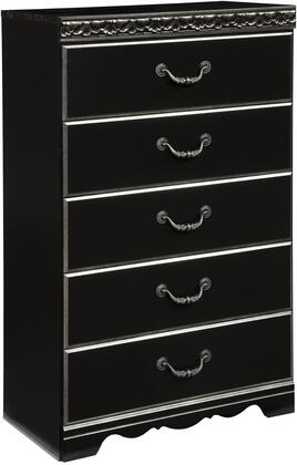 Signature Design by Ashley B30146 Navoni Series Wood Chest