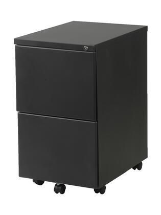 "Euro Style 27971 15.5""  File Cabinet"