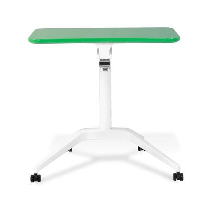 Picture of 201-GRE Workpad Height Adjustable Laptop Desk with Green