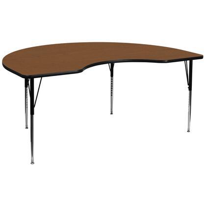 Flash Furniture XUA4896KIDNYOAKHAGG