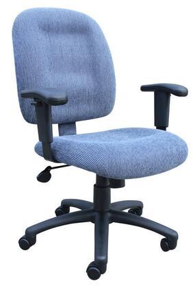 "Boss B495SB 26"" Adjustable Contemporary Office Chair"