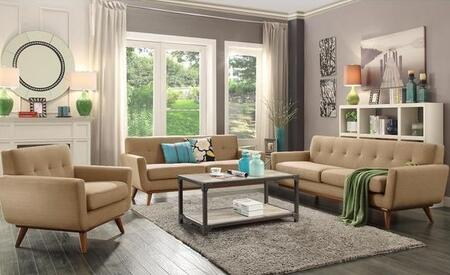 EdgeMod EM229WALTAUSET Mari Living Room Sets