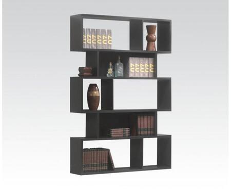 Acme Furniture 92164 Tansy Series Wood 4-5 Shelves Bookcase