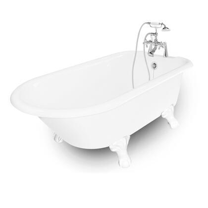 American Bath Factory T140BWH