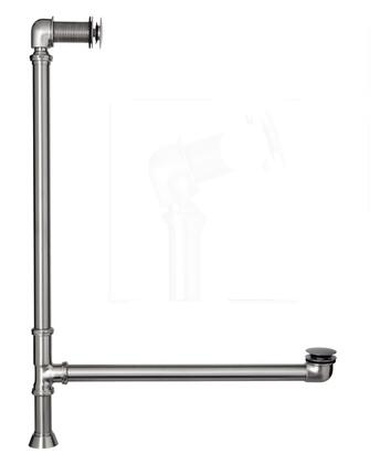 Picture of 5599PD-BN Pivoting Leg Tub Drain Brushed