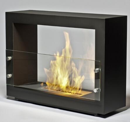 Brasa BR08SL Hudson Series  Bioethanol Fireplace