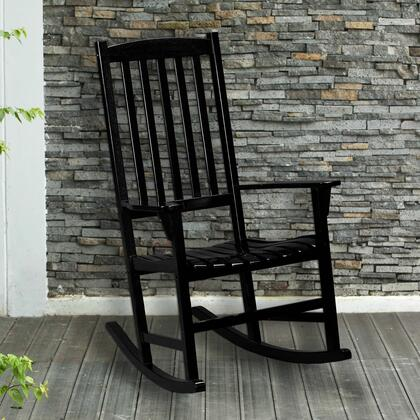 Holly & Martin CR780 Hardwood Porch Rocker