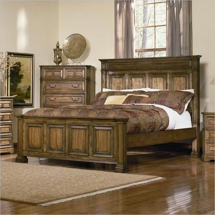 Coaster 201621KW Edgewood Series  Cal. King Size Panel Bed