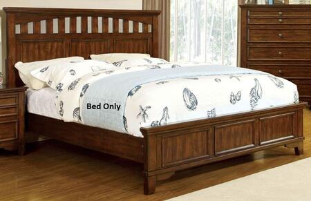 Furniture of America CM7781EKBED Chelsea Series  Eastern King Size Bed