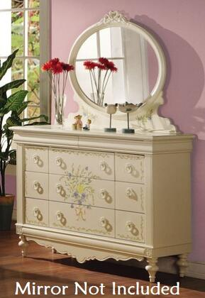 Acme Furniture 02216A Doll House Series Wood Dresser
