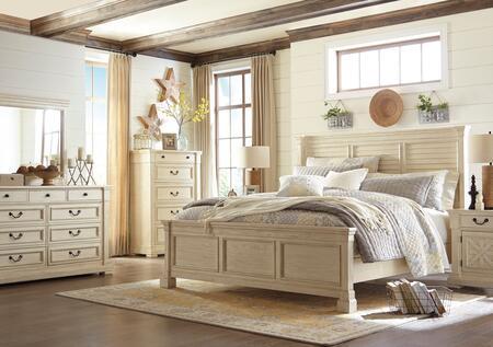 Milo Italia BR7294PCKP9DDLM1DNKIT1 Mccall King Bedroom Sets
