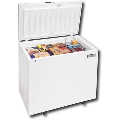 Frigidaire FCCS071FW Commercial Series Freestanding Chest Counter Depth Freezer