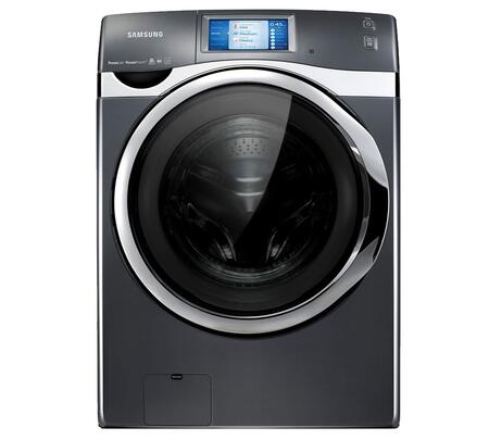 Samsung Appliance WF457ARGSGR 457 Laundry Series Front Load Washer