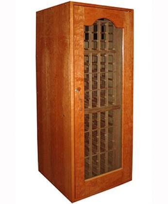 "Vinotemp VINOSONOMA180RB 28""  Freestanding Wine Cooler"
