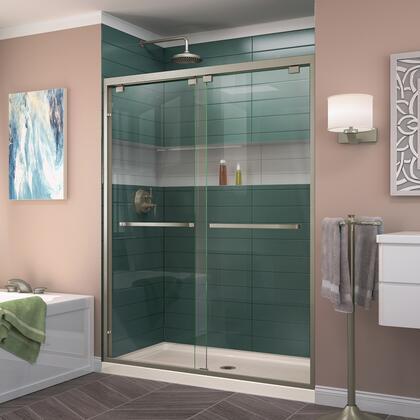 DreamLine Encore Shower Door RS50 04 22B CenterDrain