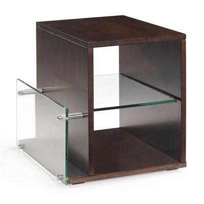 Magnussen T173718 Ekoni Series  Rectangular End Table