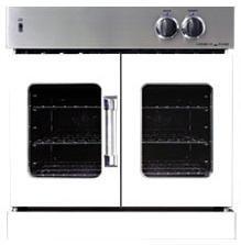 American Range AROFG30LPW Single Wall Oven, in White