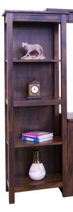 Sunny Designs 3403DCPSanta Fe Series Wood  Bookcase