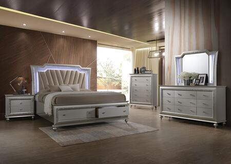 Acme Furniture 27230qset Kaitlyn Queen Bedroom Sets Appliances