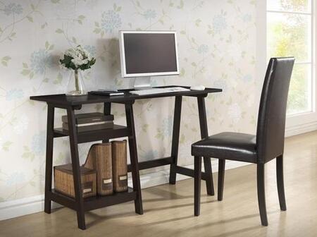 Wholesale Interiors RT218TBL Mott Series  Desk