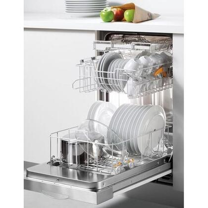 Miele G4500SCiSSSS  Built-In Fully Integrated Dishwasher with