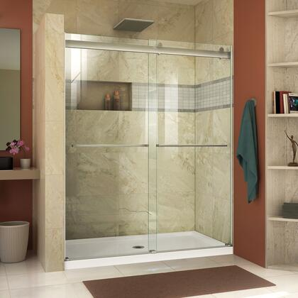 DreamLine Essence Shower Door RS46 60 04 B CenterDrain