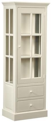 Chelsea Home Furniture 465015 Rebekah Series Freestanding Wood 2 Drawers Cabinet
