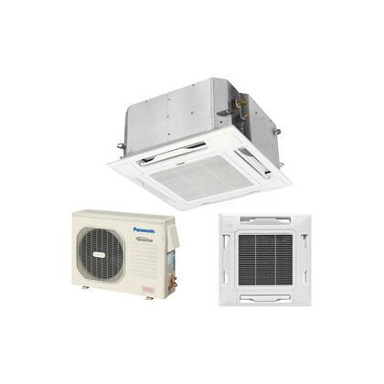 Panasonic KS18NB4U Ceiling Recessed Air Conditioner Cooling Area,